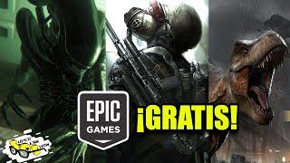 Epic Games Store: ¡Estos juegos DAN gratis en Diciembre!
