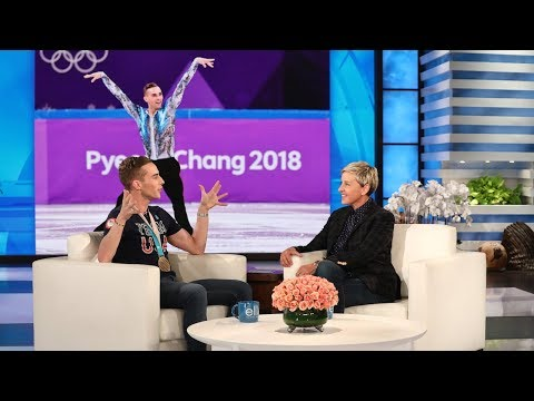 Olympic Ice Skater Adam Rippon on Being a Hero for LGBTQ Youth