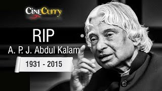 The Legend Steps Into Eternity; Goodbye Abdul Kalam!