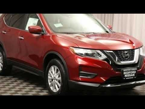 New 2019 Nissan Rogue Bedford, OH #19-1110