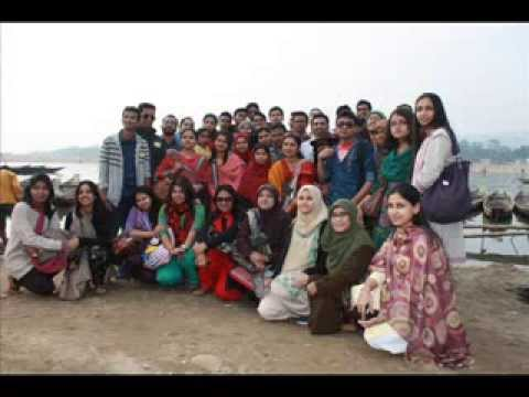 Life @ the Department of English, Dhaka University:  'Krishnachura' Docu Show