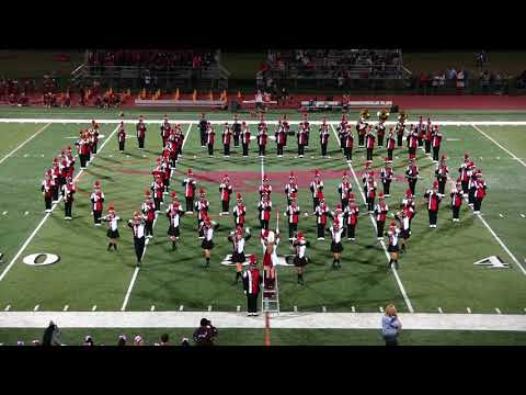 Clifton Mustang Marching Band - 10/6/17  (vs. North Bergen)