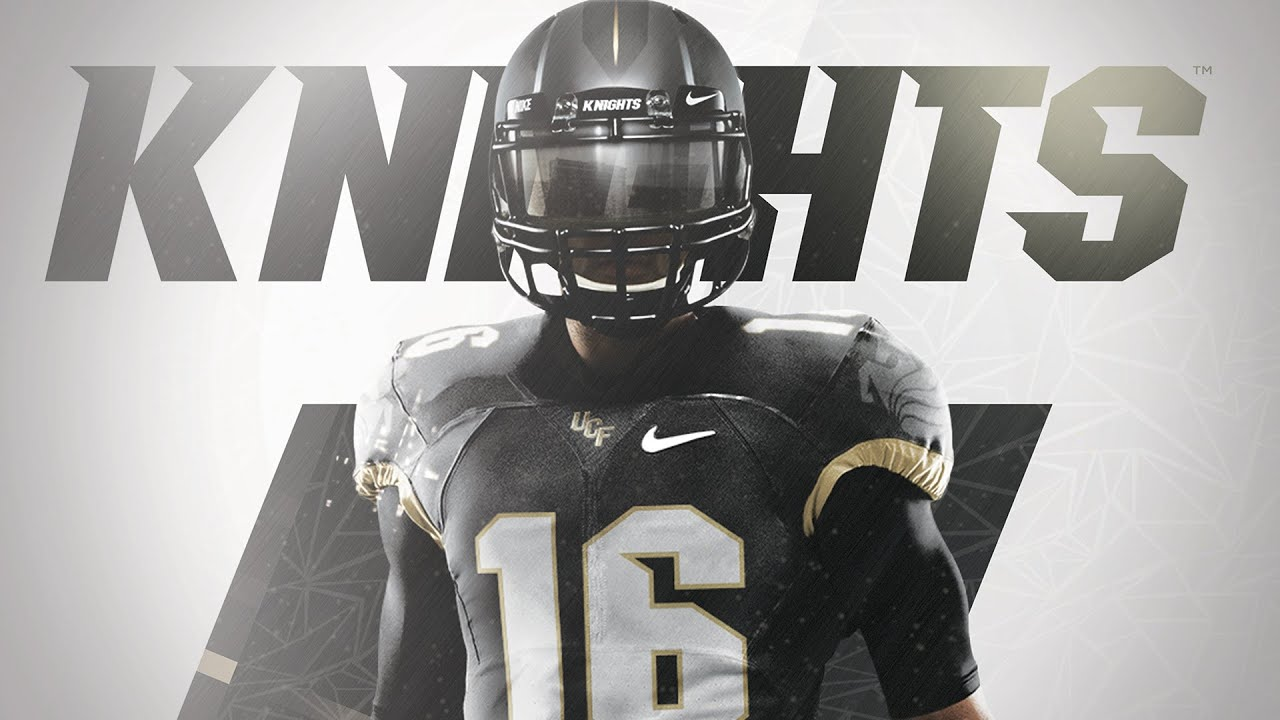 2016 UCF Football Poster Animated - YouTube
