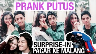 Download Video PRANK PUTUS + SURPRISEIN PACAR KE MALANG #LDR MP3 3GP MP4