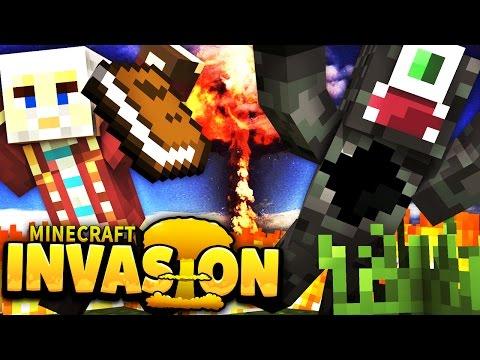 ÜBERLEBEN WIR DIE APOKALYPSE?! | Minecraft INVASION #01