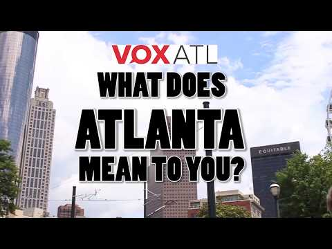 """What Atlanta Means To Me"": A VOX Teen"