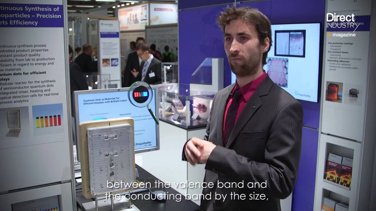 DirectIndustry e-magazine |  The Rise of NanoTech
