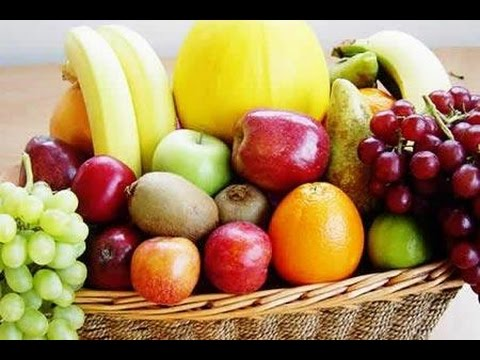 Dạy trẻ học-Nhận biết các loại quả