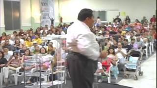 Pastor Gilberto Fernandes - Goiânia - Igreja Nova Aliança - Completo