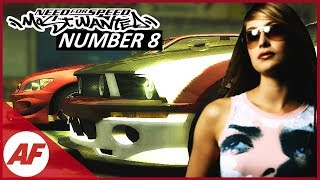 Need for Speed Most Wanted 2005 - Number 8 on a Blacklist Let