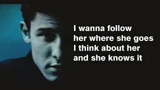 SHAWN MENDES *THERE NOTHING HOLDING ME BACK* lyrics