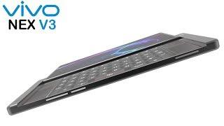 VIVO Nex V3 Concept with 6.6 Inch Infinity Display, 5000mAh Battery, 8GB RAM