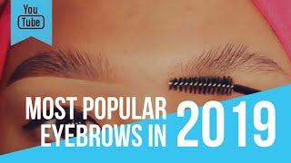 Cara Buat Bushy Eyebrows Pakai Gatsby Wax | Full Tutorial NO SKIP..