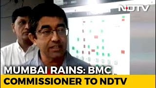 Have Pumped Out Excess Water Says Mumbai Municipal Chief