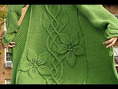 Вязание крючком для девочки жакеты со схемами
