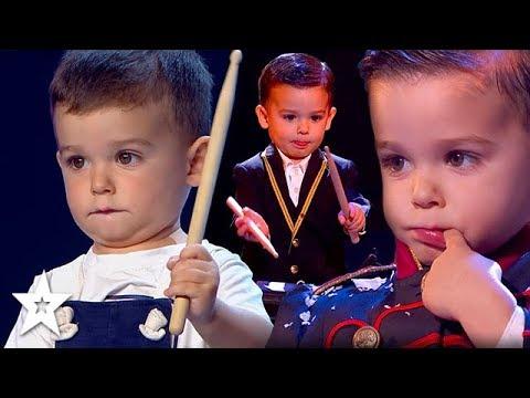 CUTEST 2 Y.O WINS SPAIN'S GOT TALENT 2019 | Got Talent Global