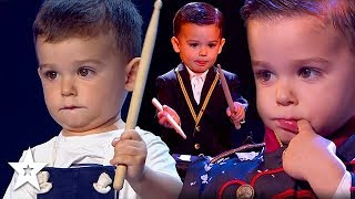 Download CUTEST 2 Y.O WINS SPAIN'S GOT TALENT 2019 | Got Talent Global Mp3 and Videos