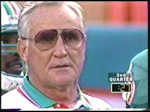 KC @ Miami 1994 Wild Card