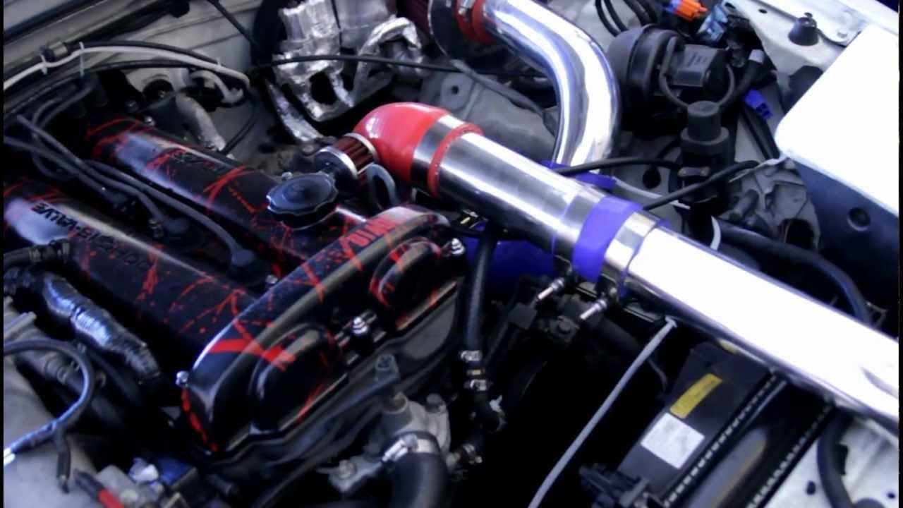 Turbo Miata 1 6l Garrett T25 Youtube
