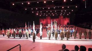 Canadian International Military Tattoo Finale 2011 - Massed Pipes & Drums and Military Bands