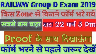 rrb Group d total form apply।।rrb Group d form best zone।। Rrb group d 2019 thumbnail