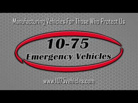 Cattaraugus County Sheriff's Office 2017 Chevy Suburban EOD Vehicle
