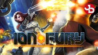 Ion Fury pc gameplay 1440p 60fps