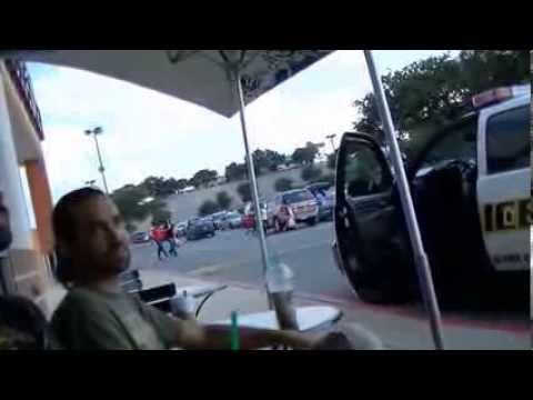 Open Carry Texas  Harassed by SAPD  8/24/13