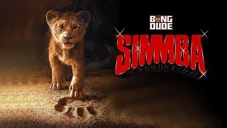 Simmba - The Lion King | Crossover Mashup | Fan Made