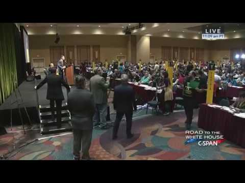 Libertarian Party National Convention-Taxation is Theft