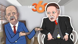 Le360.ma •لابريكاد 36 : بوتفليقة لن يتنازل عن الرئاسة