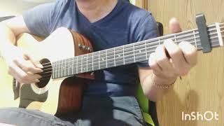 Cả Một Trời Thương Nhớ (Hồ Ngọc Hà) - Guitar Cover
