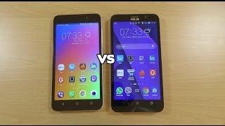 Asus Zenfone 2 VS Honor 4X - Speed Test!