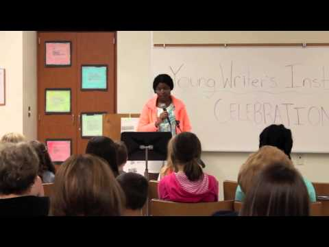 Young Writers Instute Celebration
