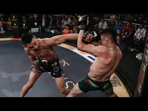 MMA | Combate MEX vs. El Mundo | Andres Quintana vs. Marco Antonio Elpidio
