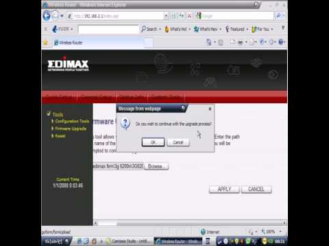 Edimax 3g 6200n Upgrade Firmware