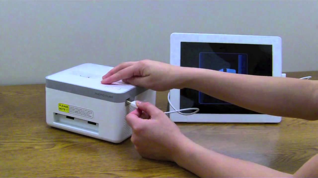 Photo Cube Ip P10 Vp Youtube