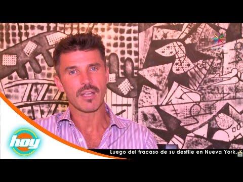 Leonardo García habla de la salud de su padre, Andrés García | Hoy