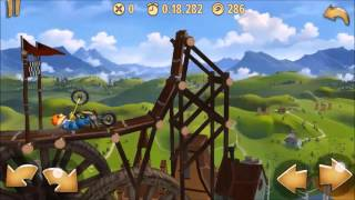 the grindhouse trials frontier platinum medal walkthrough