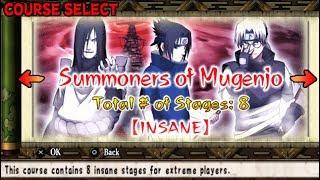 Naruto: Ultimate Ninja Heroes 2: The Phantom Fortress   Heroes Mode   призыватели