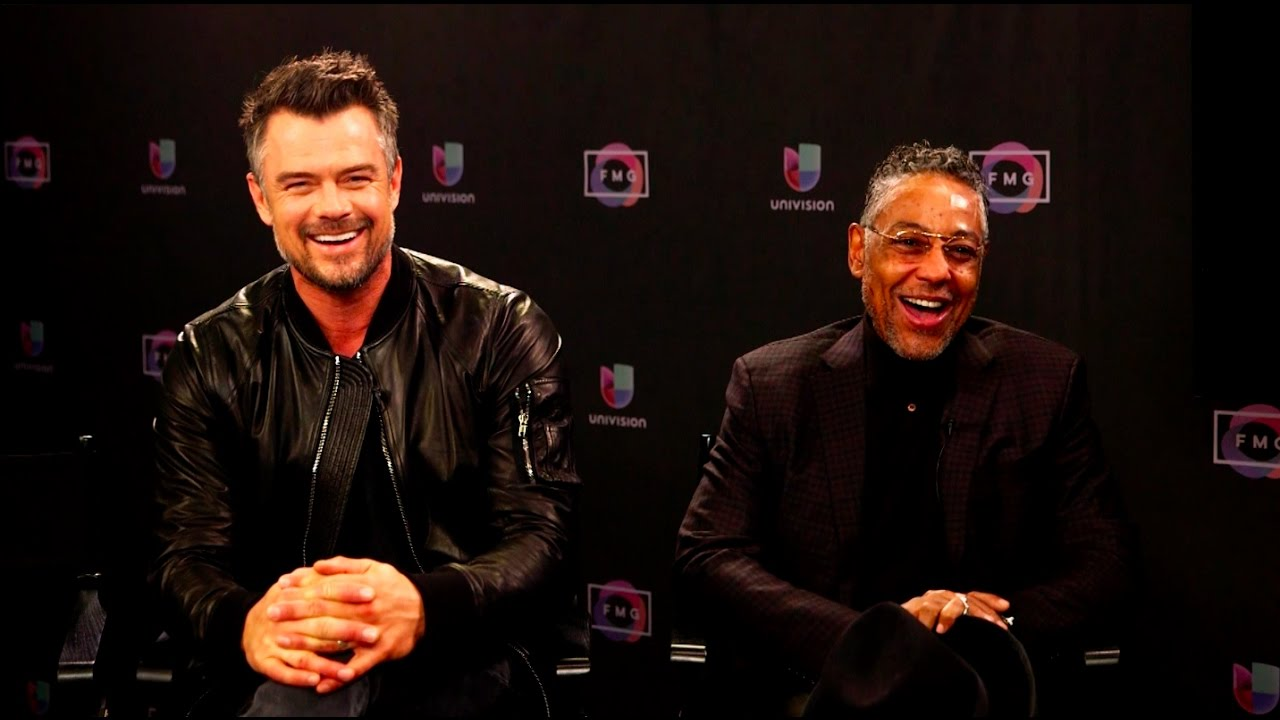 Download We try to stump Giancarlo Esposito and Josh Duhamel on their own careers