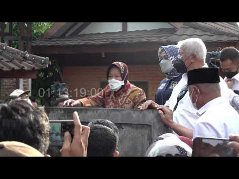 Mensos Risma Didemo Di Lombok Timur, Ini Katanya Kepada Pendamping PKH