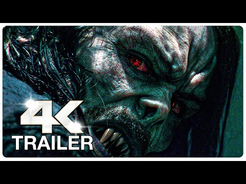 MORBIUS Trailer (4K ULTRA HD) NEW 2022
