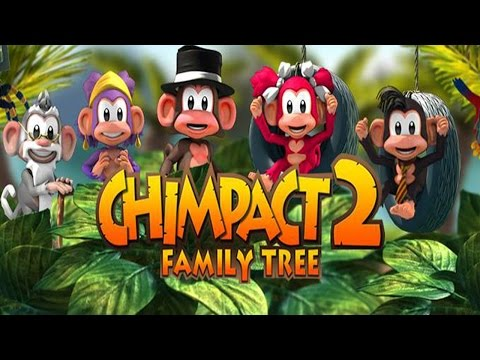 Chimpact 2 Family Tree - iOS / Android / Windows Phone - HD Gameplay Trailer