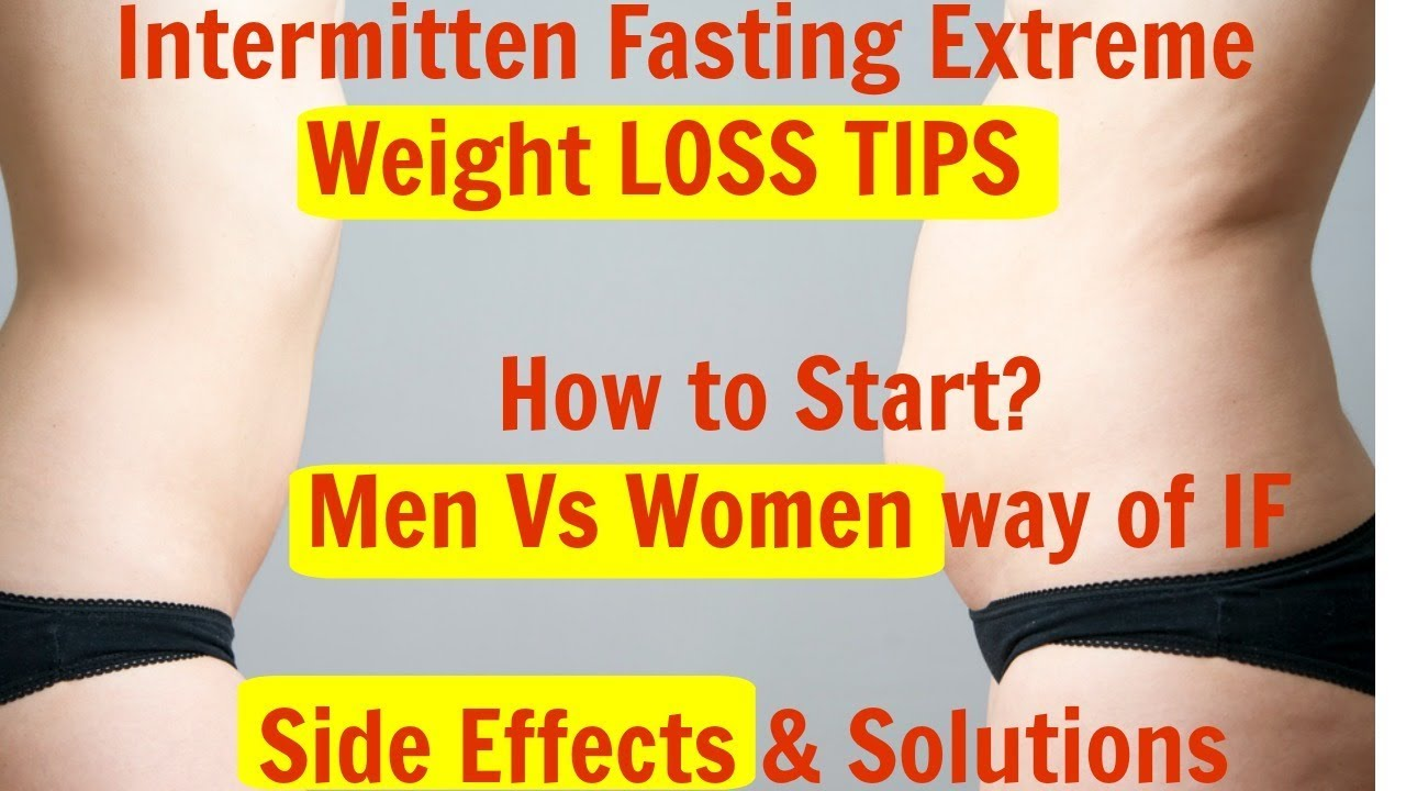 Full Guide Intermittent Fasting Benefits Meals Extreme Weightloss Side Effects