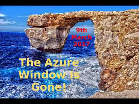 Andrew, Mike and friends - The Azure / Dwejra Window - 03