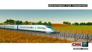 High speed rail gets green light in UK