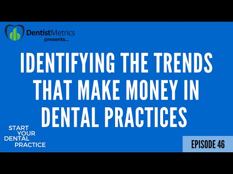 Episode 46: Identifying The Trends That Make Money In Dental Practices