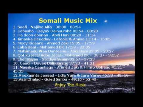 Somali Music Mix 2017