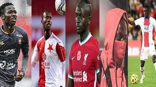 P.M.Sarr , Yade , Sima buteurs , Mané blessé , krepin titulaire , Gana Gueye vers Newcastle